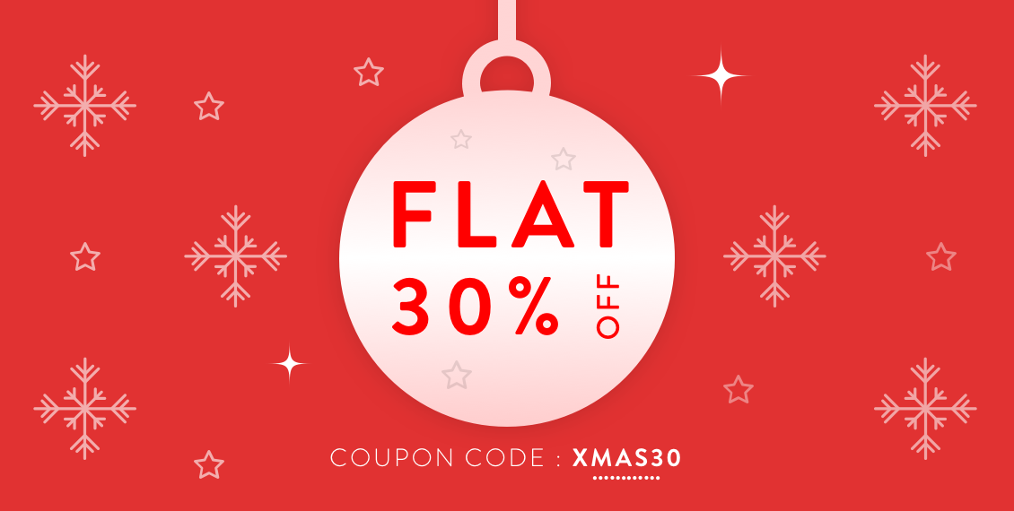 30% Christmas Discount on Web hosting orders!!!