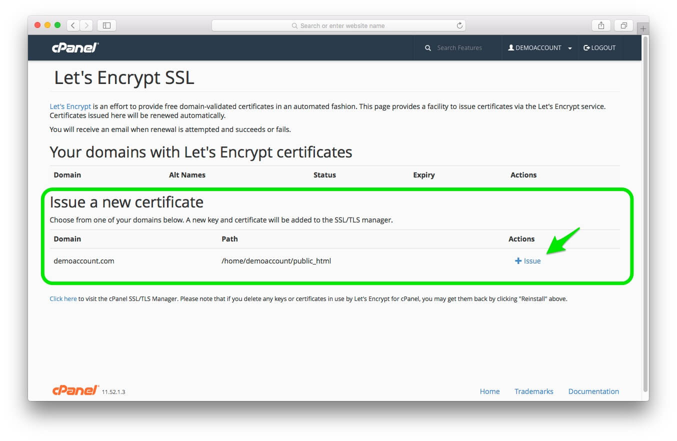 How to install your free ssl certificate on your website select any alias domains you wish to include with this installation if youre unsure select each alias to secure every entry point to your website 1betcityfo Image collections